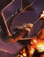 Dragonfire by Rhineville