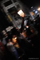 Power Outages Protest MDY 4 by nyiminsan