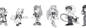 SatBK: background characters 4 by Xaolin26