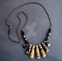 Chohua Jasper Necklace by MandarinMoon