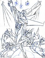 How starscream got be second in command by winddragon24