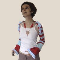 Revolution - Recycled Shrug by Recycled-by-Hyena