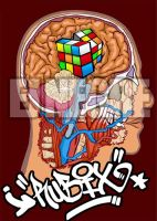 Rubix Poster by EJ2letters