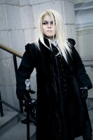 Slytherin_Lucius Malfoy by machui826