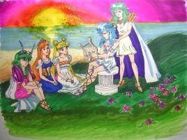 Children of Venus by Prince-Endymion