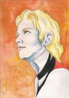 Enjolras by Frodos