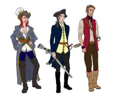 XMFC Pirates by rhymeswithmonth