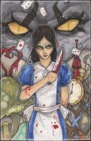 American McGee's Alice by ChrisOzFulton