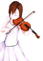 to aru Mikoto no Violin by zeroimpuls