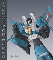 Thundercracker colors by BDixonarts