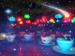 Tea Cups in Space by NinjahFaise