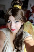 Belle's Make up (Beauty and the Beast) by Kyoko-amaterasu