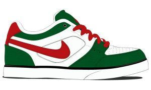 Nike Shoe by craniodsgn