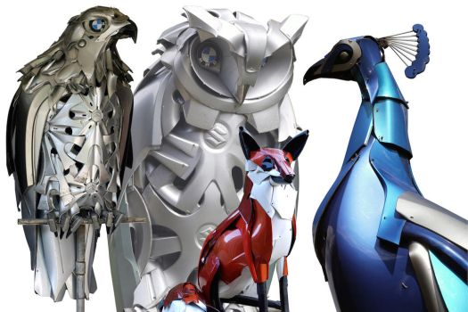 F1 Four by HubcapCreatures