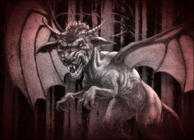 Jersey Devil by tentaspyjacksonz