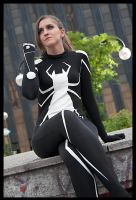 My Spidergirl cosplay!! by HaruDesu88