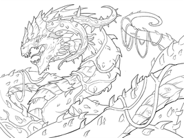 Thorn WIP by Lanasy