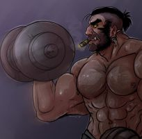 Weights by Benzy