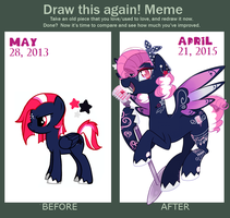 Draw this Again by Khimi-chan