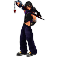 Dark Riku by NightSilverChelly