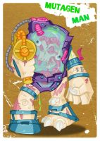 TMNT - Mutagen Man by happymonkeyshoes