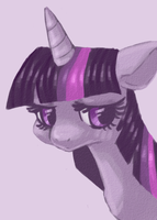 Twilight Sparkle by LaLucca