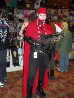 Ohayocon '10: Vincent 2 by soulless-lover