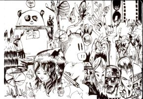 Peace Yo by JimMahfood-FoodOne