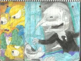 Burns Smithers 8 by RozStaw57