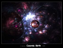 Cosmic Birth by psion005