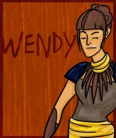 DR - CTF Red Team -Wendy by wingedness
