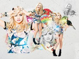 Pixie Lott by hellotherelily
