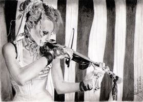 Emilie Autumn by TheElvenpath