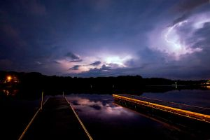 Lightning Bay by SetApartPhoto