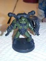 Chaos Space Marine WIP by demoncloak89