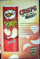 Pringles Layout Plate by ffdiaries958