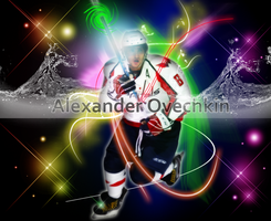 Colorful Ovechkin by Vanessa28