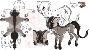 Noname species auction + full copyrights *CLOSED* by NorthernRed