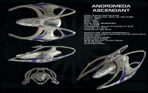 Andromeda Ascendant ortho by unusualsuspex