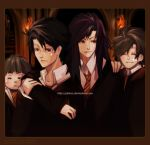 FANART: Harry Potter Marauders by pinkuz