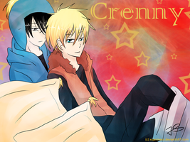 Colorful Crenny by Timeless-Knight