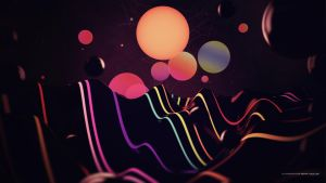 Night Fever by Lacza