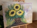 Sunflowers by bad4e