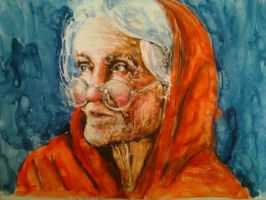 old woman2 by ArtistLook