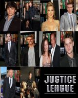 Justice League premiere pic collection by SteveIrwinFan96
