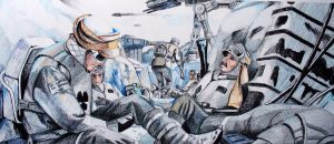 Rebel Trenches by phantomphreaq