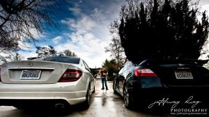 Si and Benz by jeffreyhing
