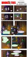 Broken Ties - Prologue : Page 4 by StephanCrowns
