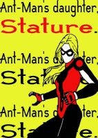 Stature by blindfaith311