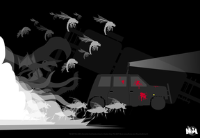 Stephen Kings The MIST design by pikmin789